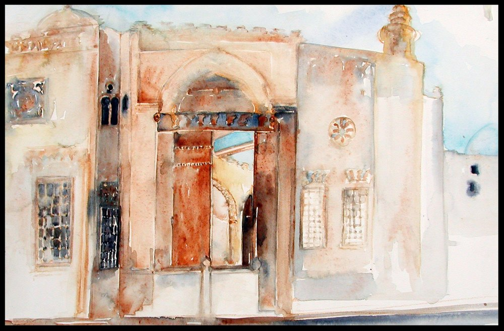 Old City Doorway