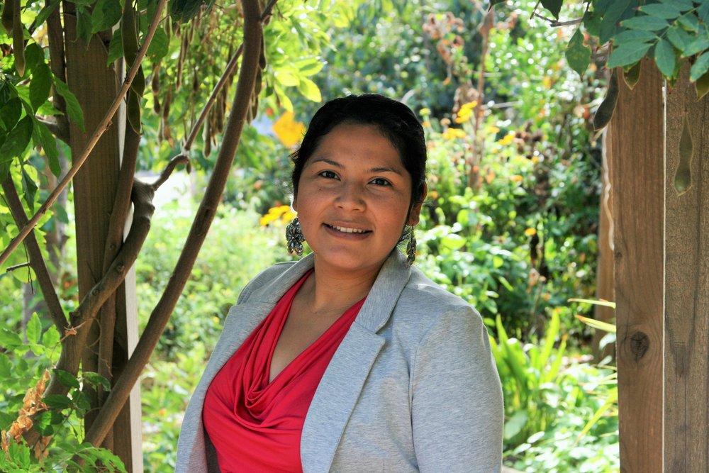 Jeannette Salinas: Snow Elementary Site Coordinator