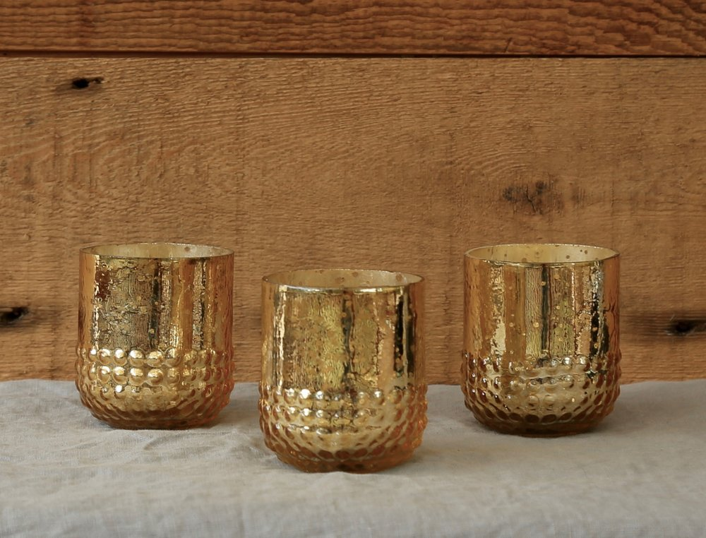 Gold Small Votive