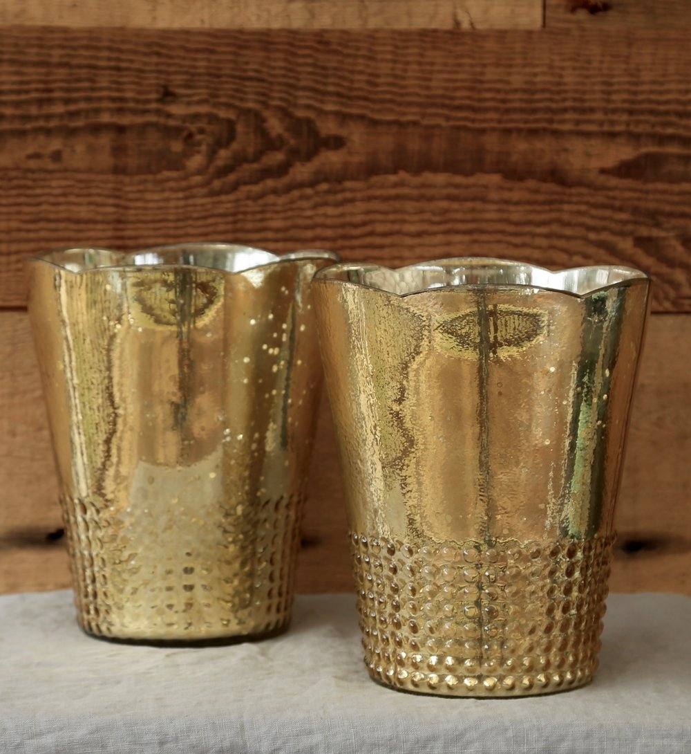 Gold Large Votive
