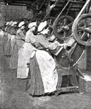 Many of our ancestors worked under difficult conditions.