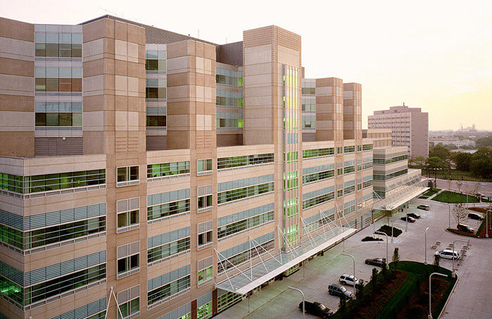 John h stroger hospital of cook county chicago based for Interior design consultant chicago