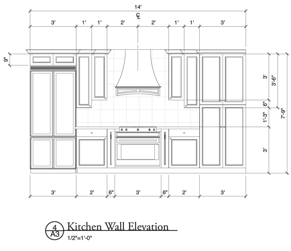 Wall Elevation