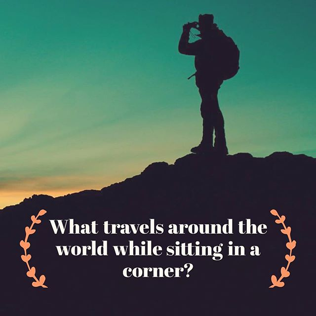 I hope you enjoy this post!  #riddle #brainteaser #puzzle #goodmorning #travel #clever