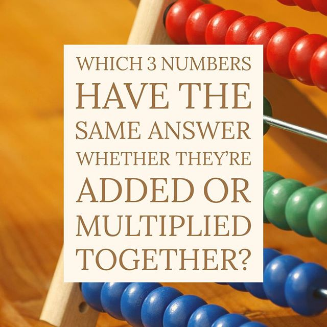 Here's a #puzzle you can count on!  #brainteaser #riddle #clever