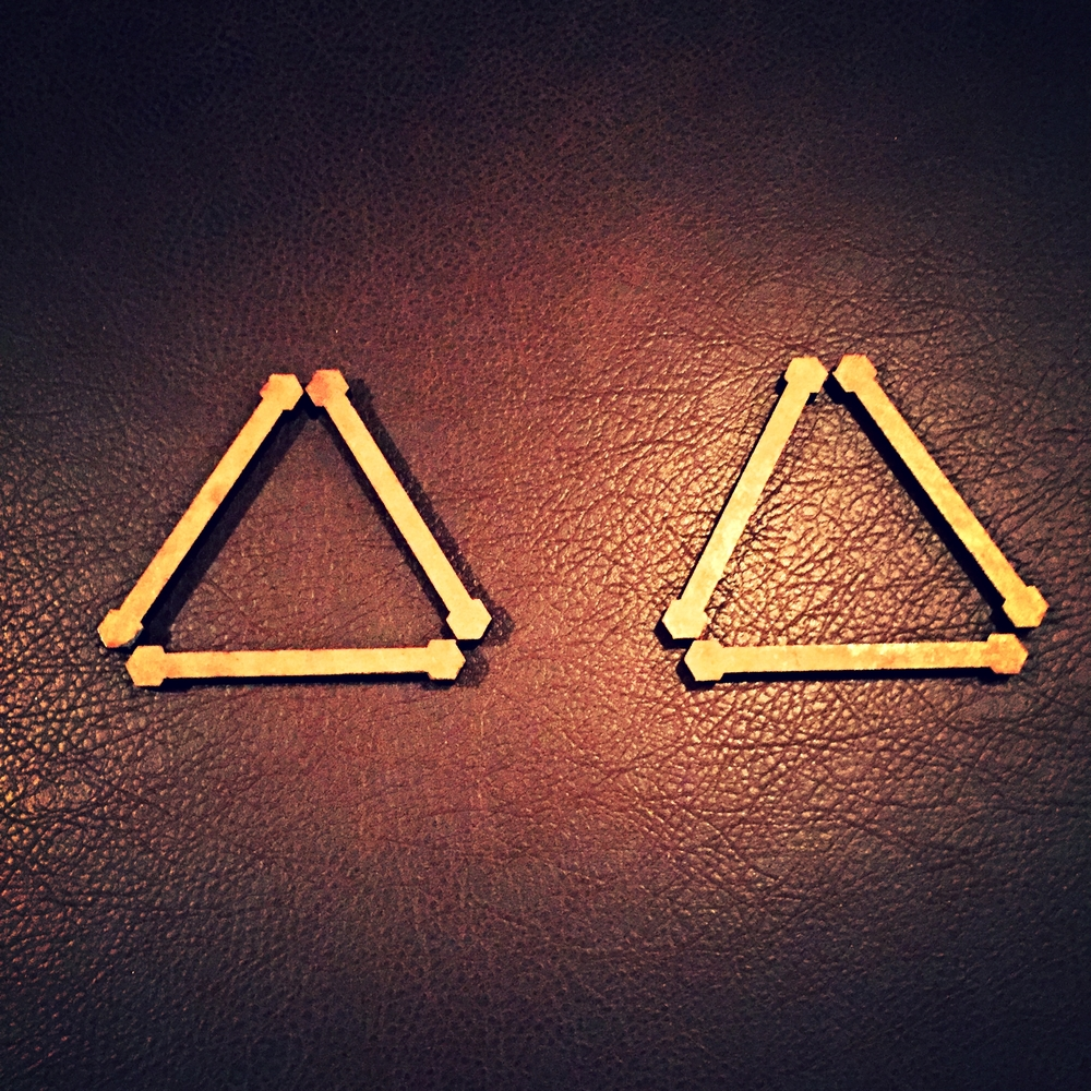 """The Merchant's """"Triangles"""" puzzle from The Seventh Room"""