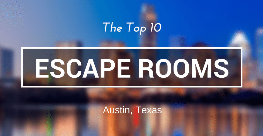 The Seventh Room Best Escape Rooms in Austin, Texas
