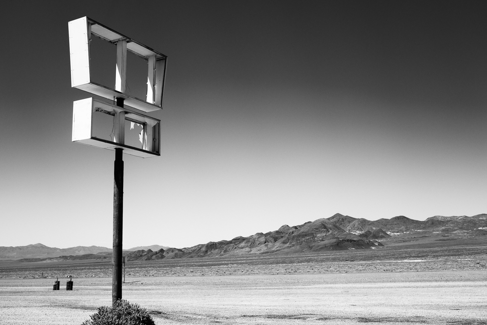 Western Nevada. August 2014.