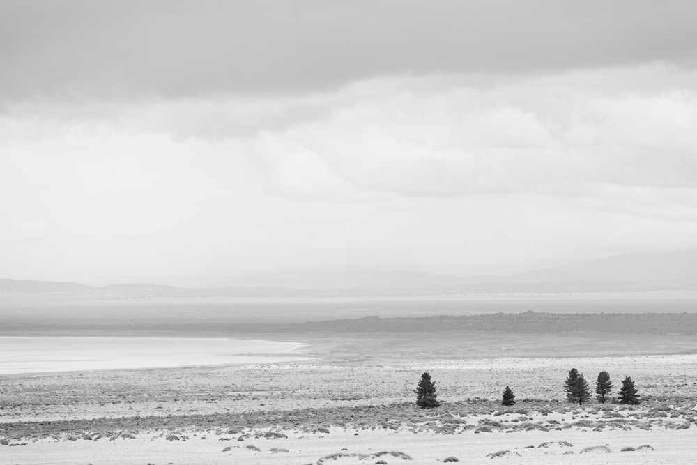 Passage. Mono Lake, California. May 2014.