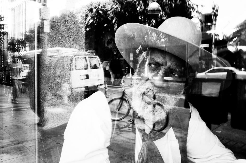 Rudolph Porter. Downtown LA. June 2015.