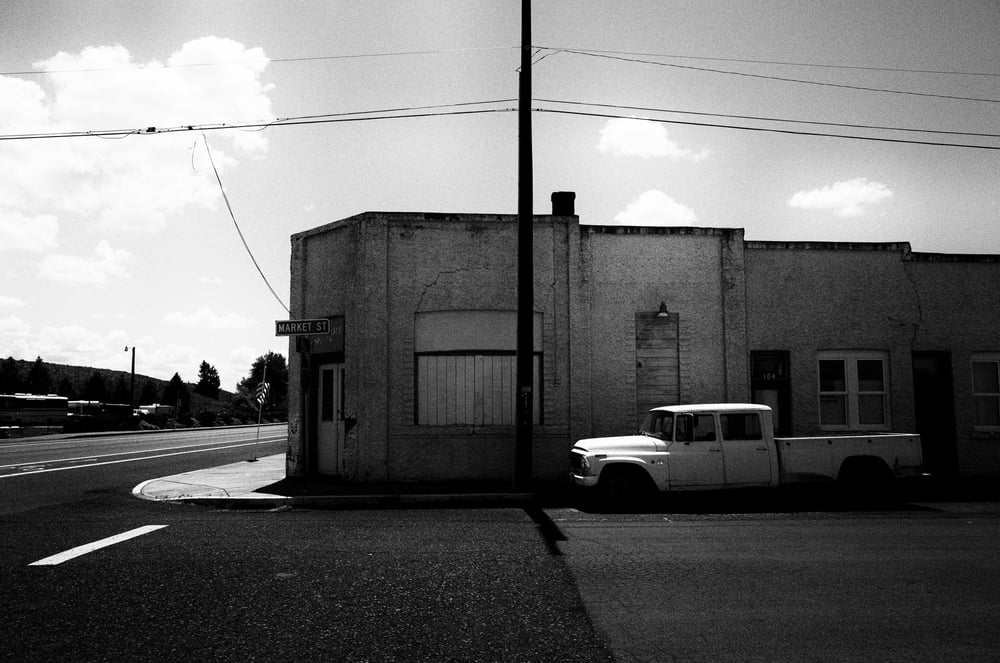 Grass Valley, OR. May 2015.