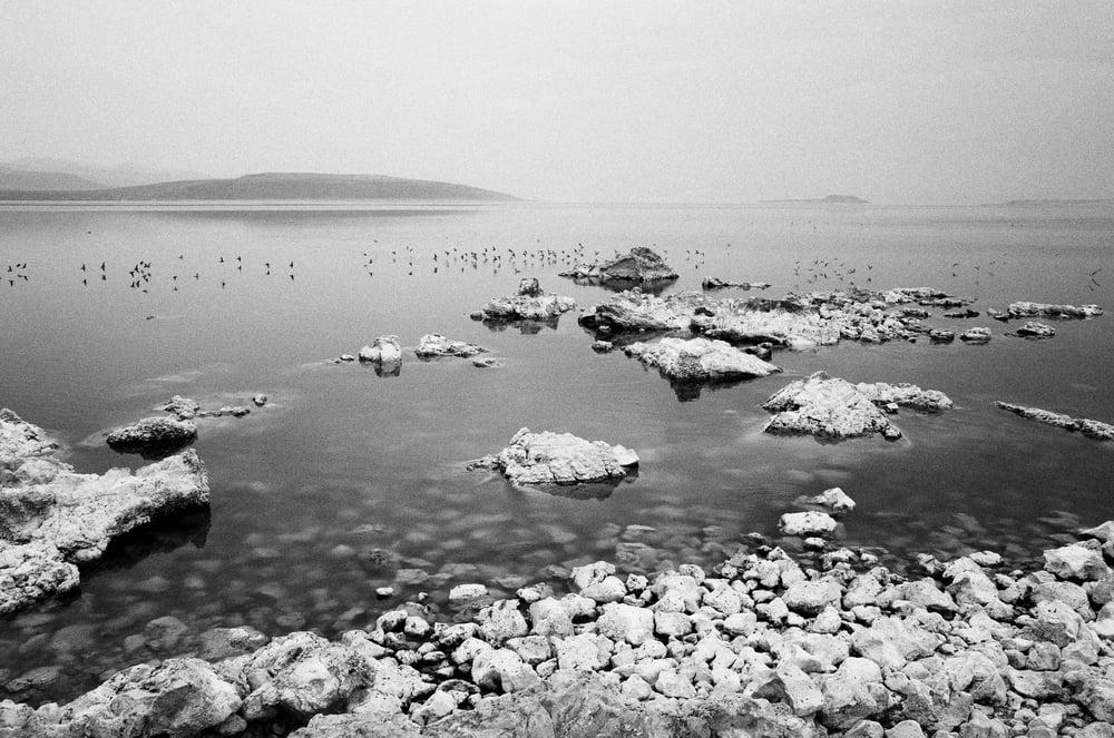 Mono Lake, CA. September 2015.