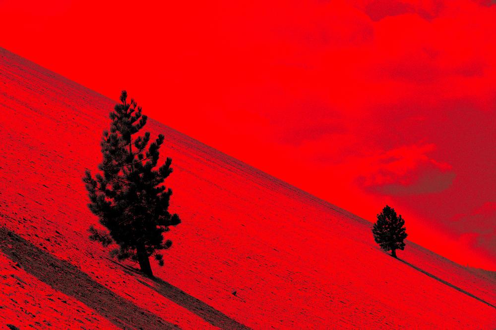 Mono Lake, CA. August 2014.