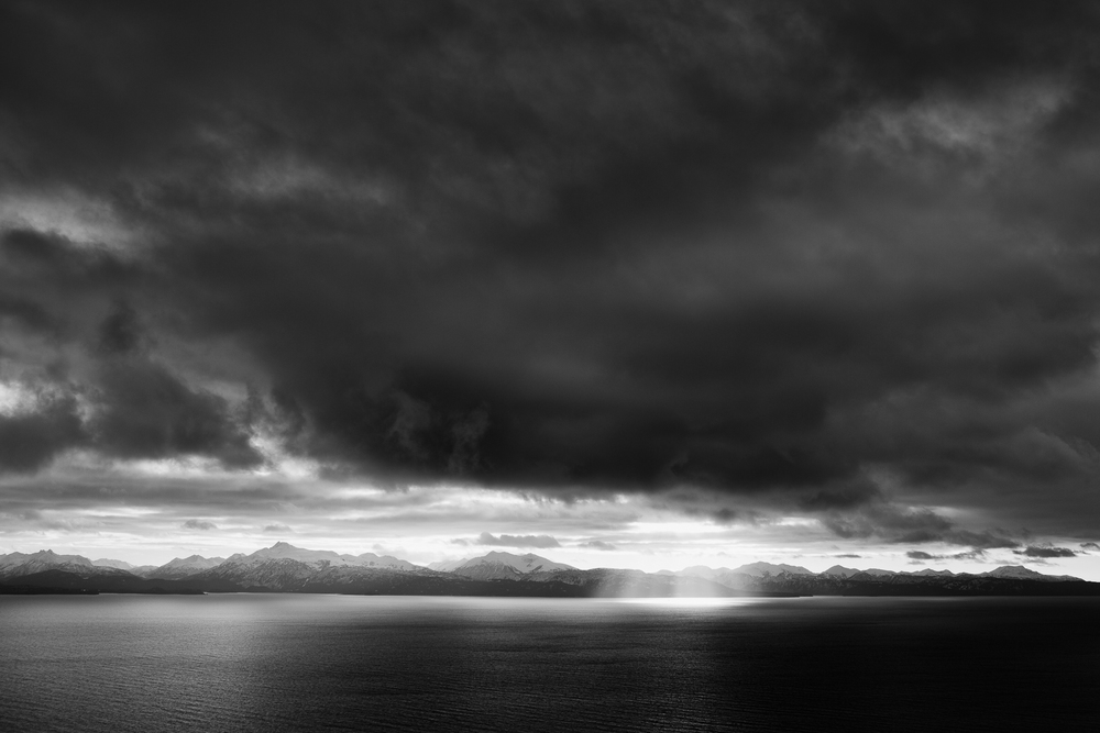 Homer, Alaska. December 2014.