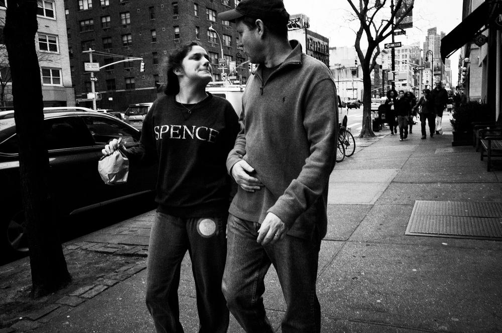 Spence. Manhattan.