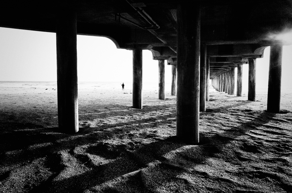Huntington Pier.