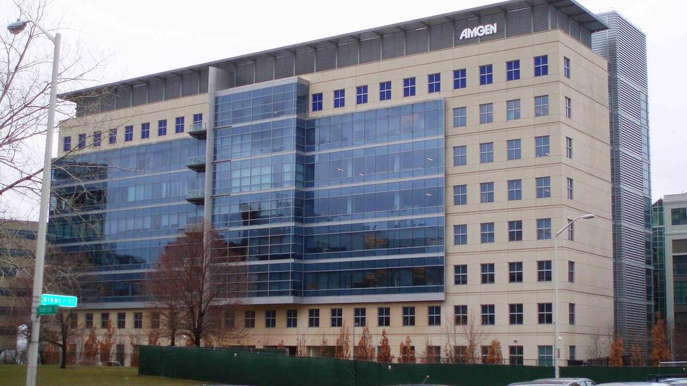 AMGEN - research laboratory  Cambridge, MA - Real Estate Review - Sale leaseback analysis with Lend Lease