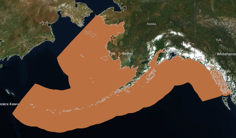 Coho EFH - The Gulf of Alaska Data Integration portal defines EFH as