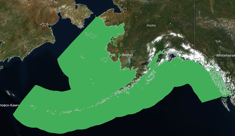 Chum EFH - According to The Gulf of Alaska Data Integration portal, 'necessary' EFH means