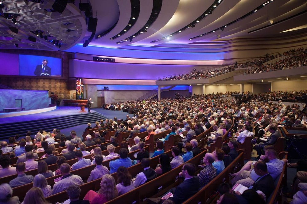 First Baptist Dallas