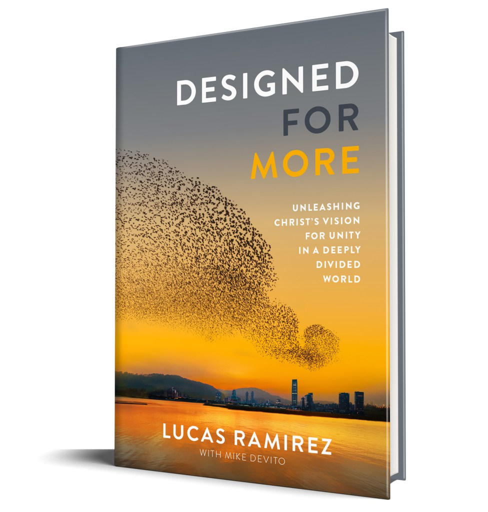"""Designed for More"" Book Cover"