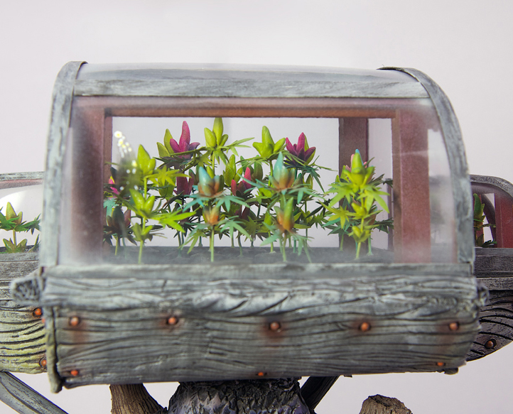 """Smoky's Greenhouse"""