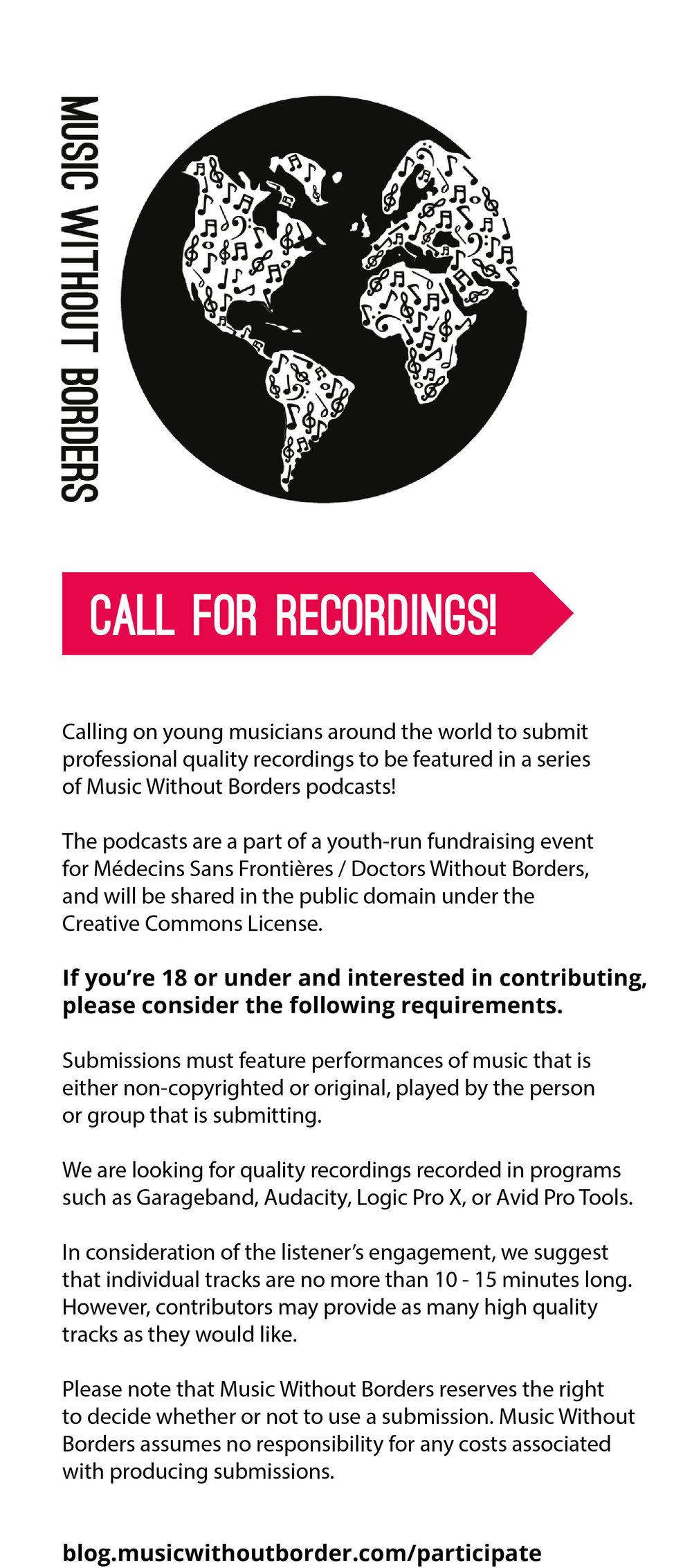 Call for Recordings.jpg