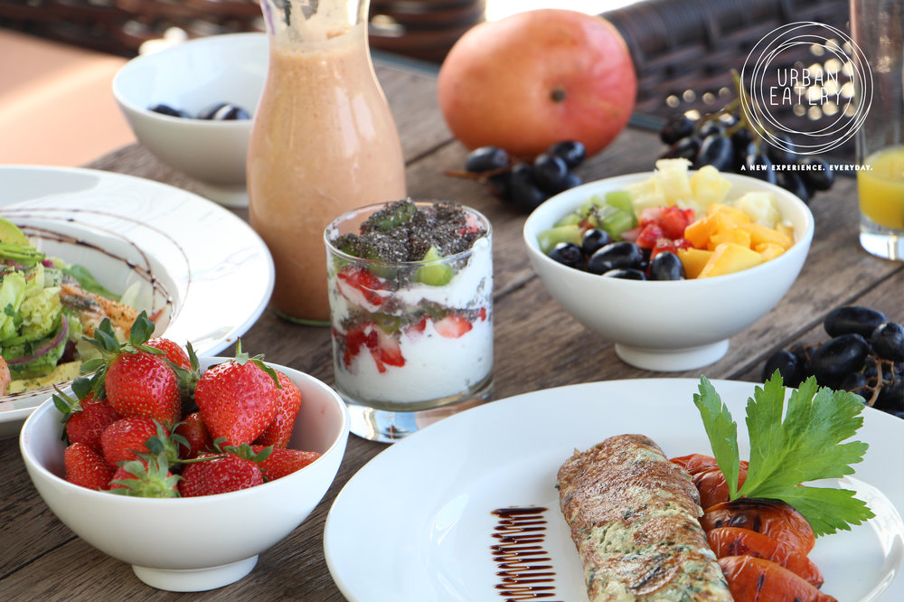 Urban Healthy Breakfast Options are the perfect start to your day!