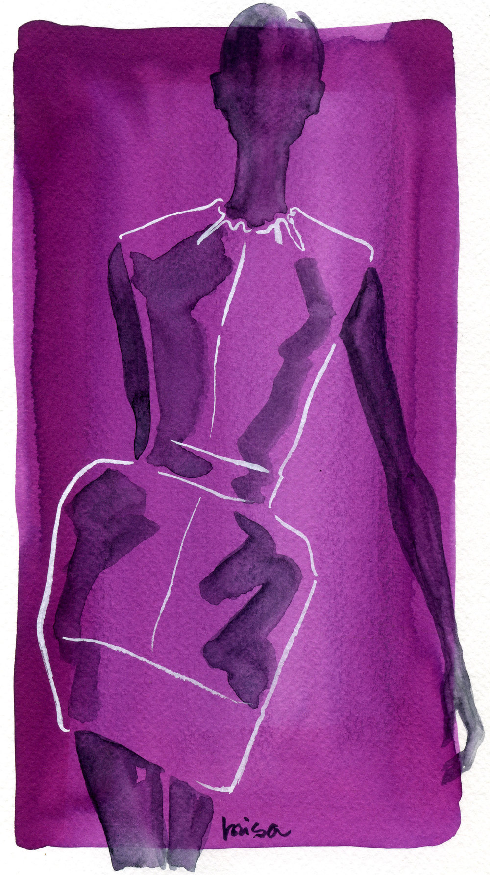 Lanvin Purple