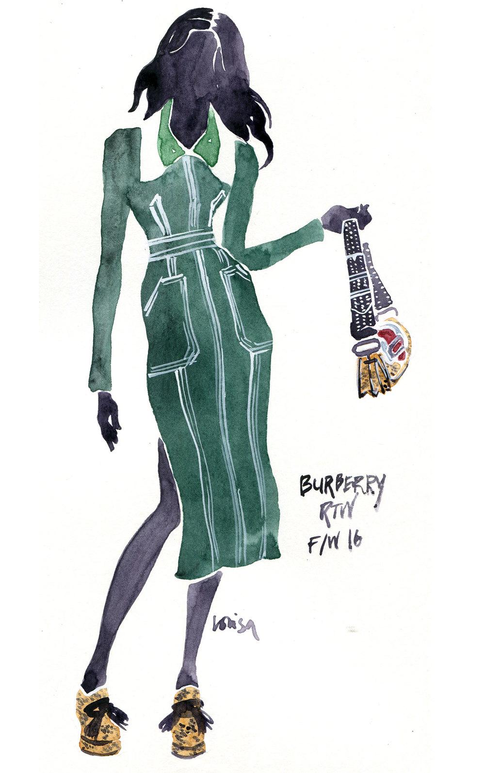 Burberry F/W RTW 2016