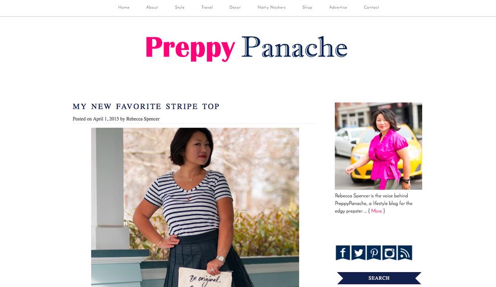 April 2015 - Preppy Panache