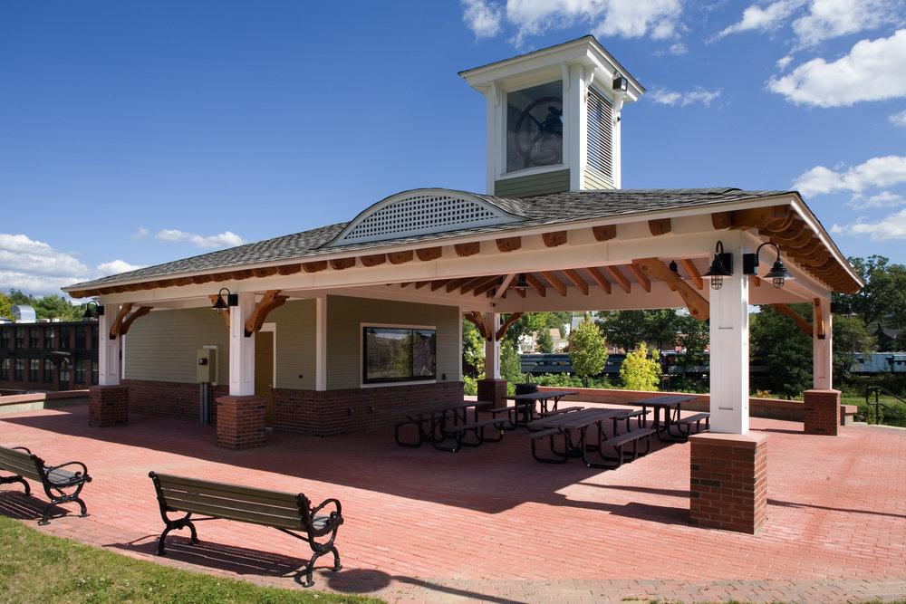 Tilton Riverfront Park  Tilton, NH