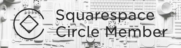 Squarespace Circle Member Web Design