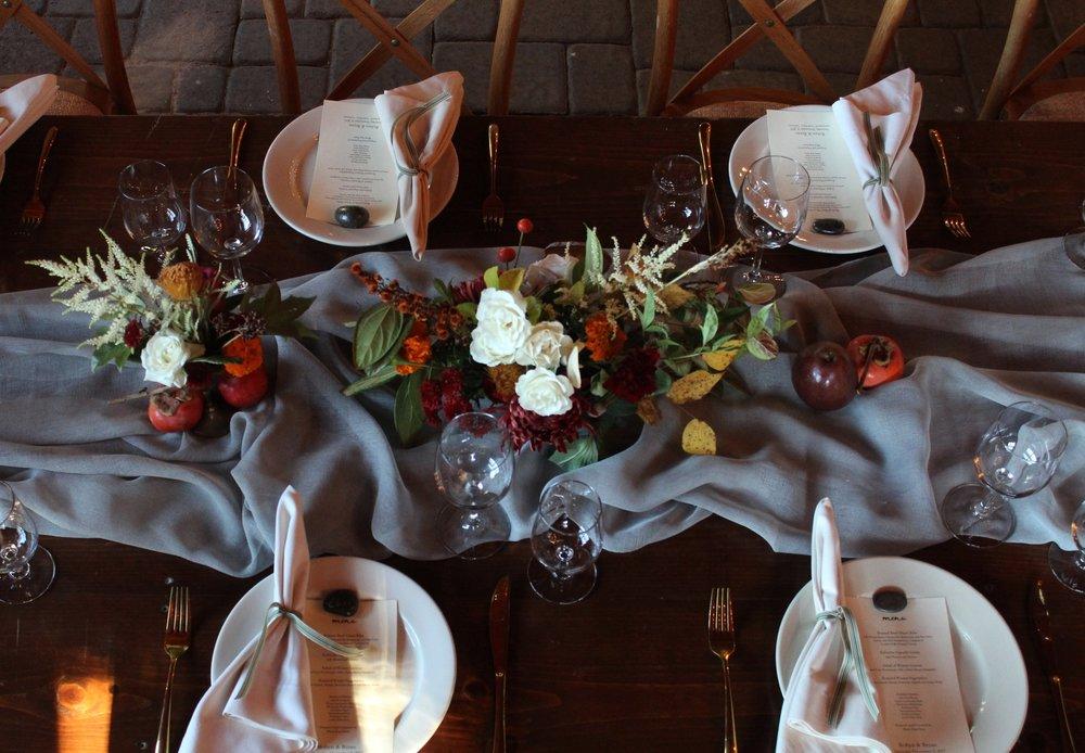 Spring Ranch Mendocino Ash + Oak Floral