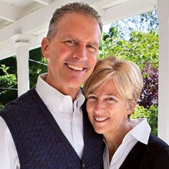 Karen and Tom Mulvaney - Visonaries & Mentors