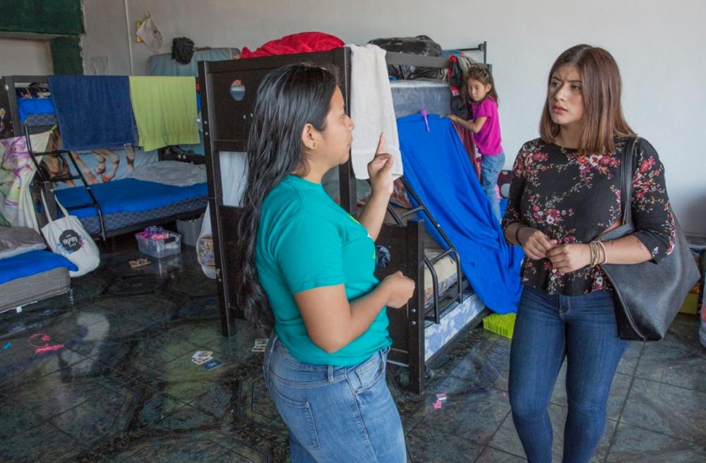 Atencion Integral al Migrante (AIM) and Atencion Integral al Deportado (AID)