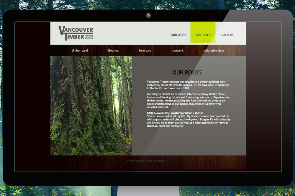 Vancouver Timber