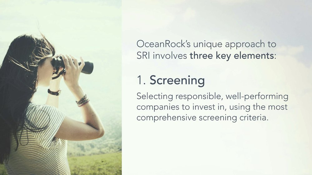 OceanRock Investments