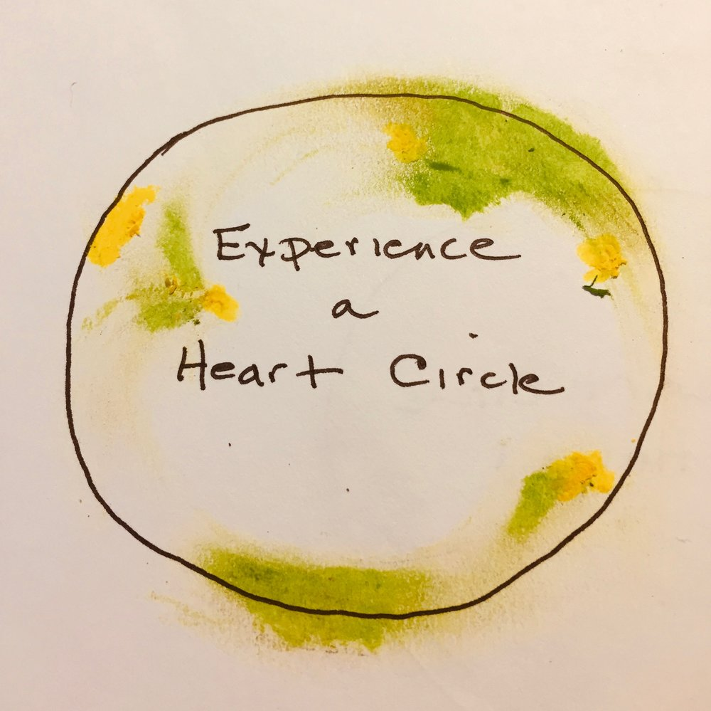 The 3-hour Heart Circle Experience -