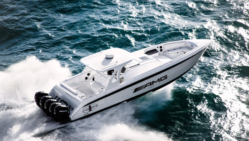 Images courtesy Mercury Marine