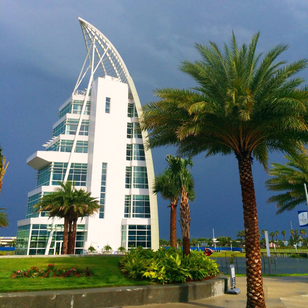 Port Canaveral's Exploration Tower