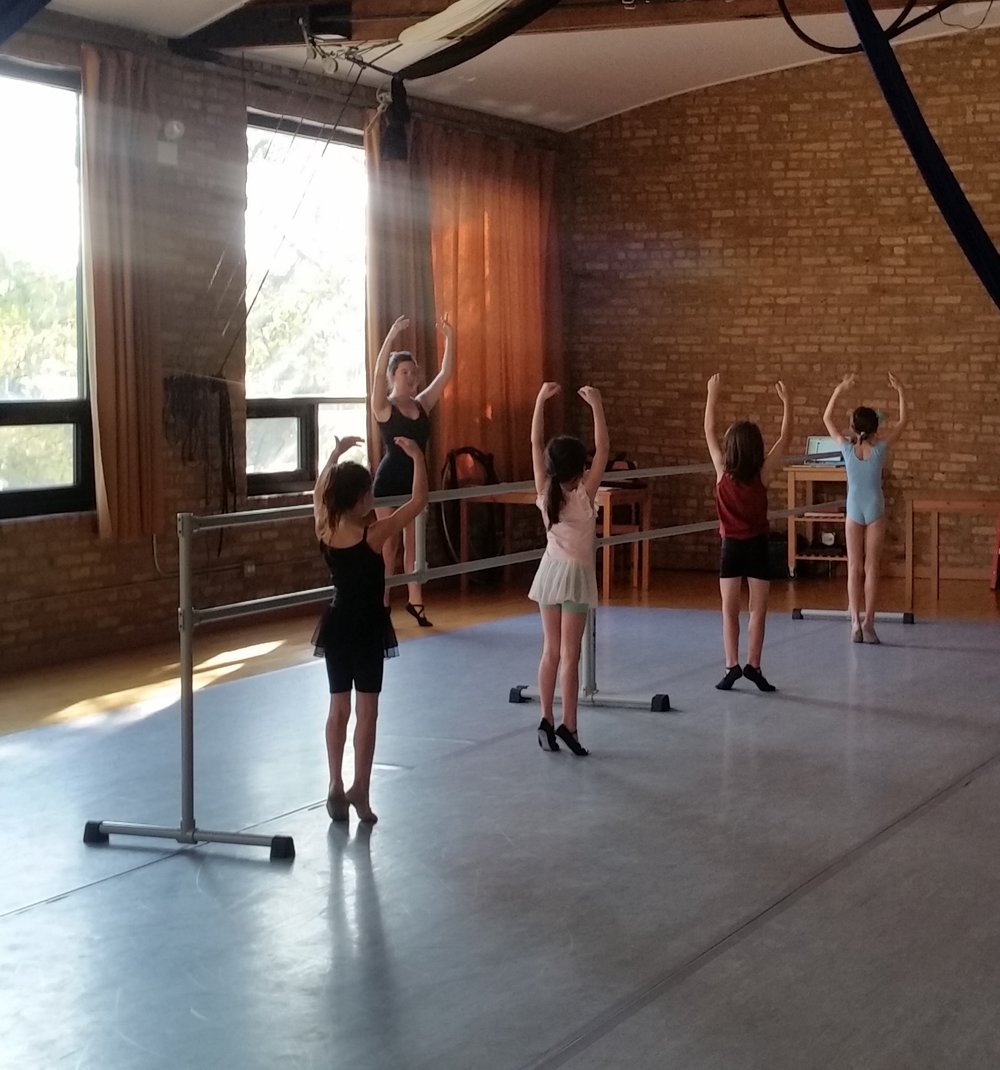 YOUTH BALLET   Classes for ages 6 and up   Learn More