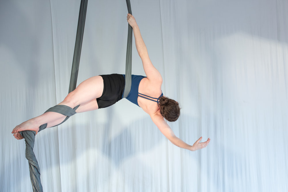Welcome to Aerial Dance Chicago! We have been bringing original choreography, exciting performances and engaging classes to Chicagoland since 1999.
