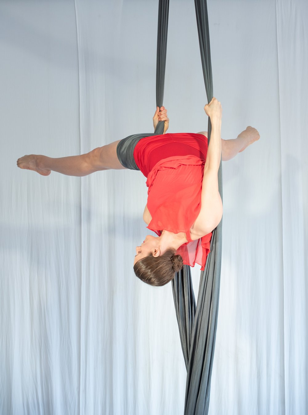 PRO FABRIC   Take your aerial practice to the next level.   Learn More