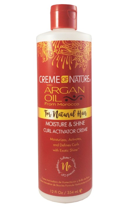 Moisture & Shine Curl Activator Creme