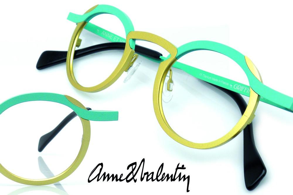 Anne et Valentin — Artisan Eyeworks