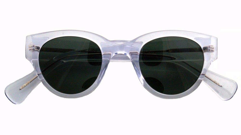 Jones eyewear frames by Kala are available at Artisan Eyeworks in Ashland, Oregon.