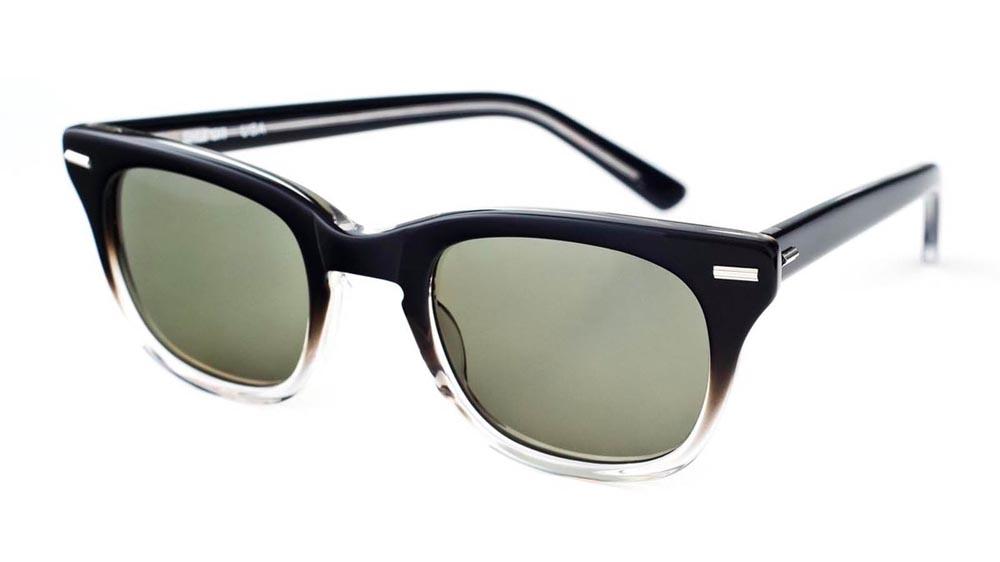 Shuron eyewear is available at Artisan Eyeworks in Ashand, Oregon.