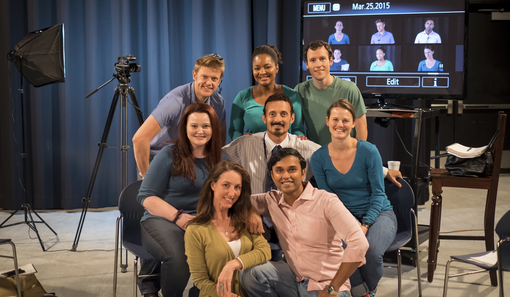 Our Spring 2015 On Camera Class