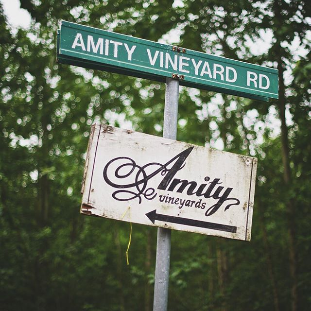 Heritage & Home. #amityvineyards #futuretraditions